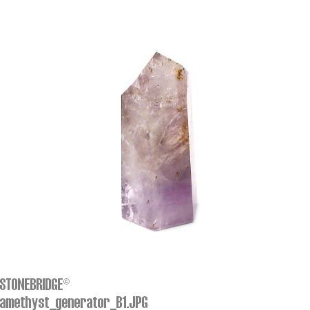 "Amethyst Generator Size #7 - 4 1/2"" to 6"""