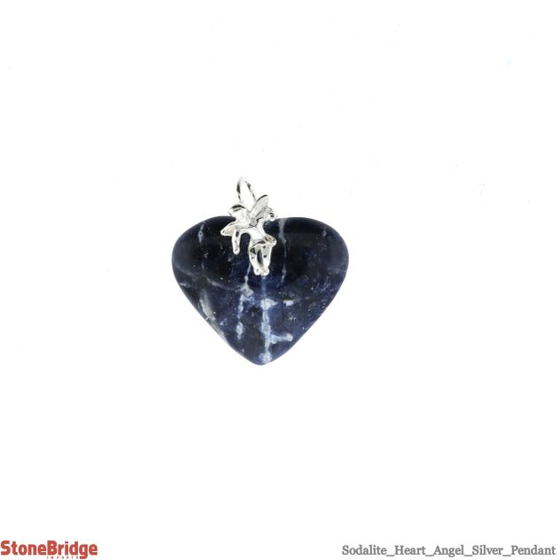 P133SO_Sodalite_Heart_Angel_Silver_Pendant_1.jpg