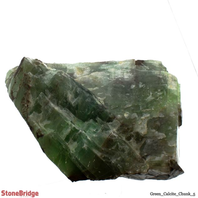 Green Calcite Chunk - Size #5 - 4kg to 6.9kg