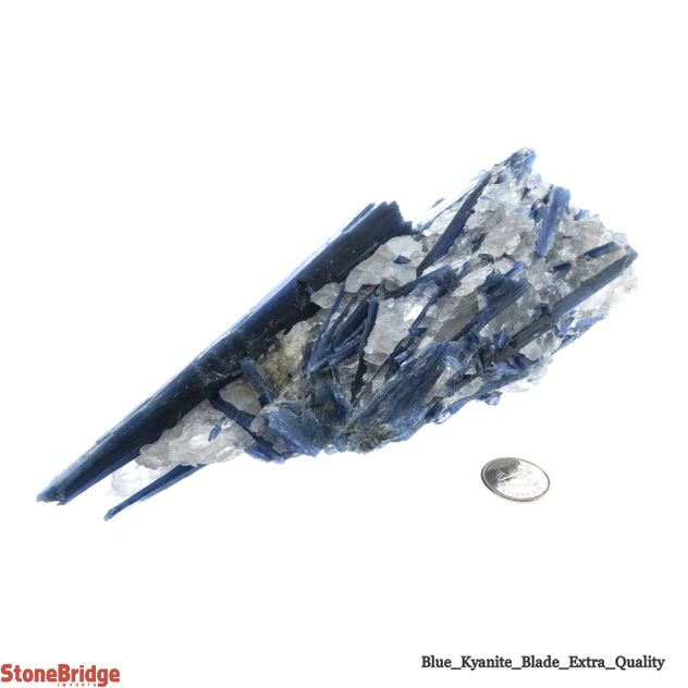 "Blue Kyanite Cluster ""Extra Quality"" Size #7 - 700g to 1.1kg"