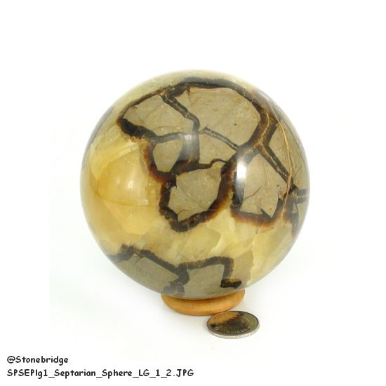 Septarian Sphere - Large 1