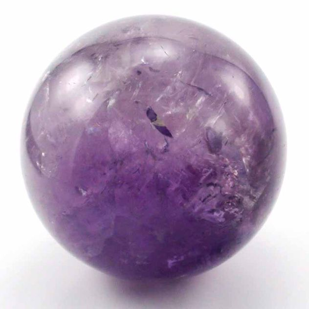 "Amethyst A Sphere - MD2 - 2 5/8"" to 2 3/4"""