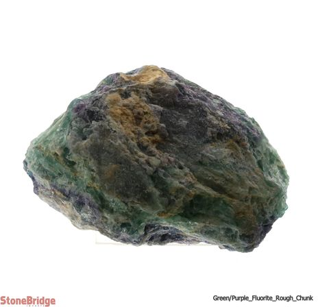 Fluorite Green/Purple Chunk