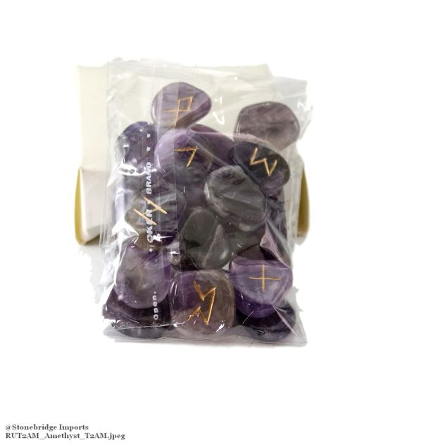 Amethyst Rune Set - Type 2
