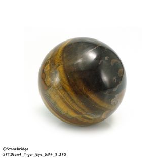Tiger Eye Sphere - Small 4