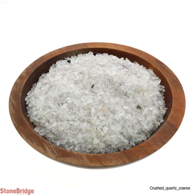 Crushed Quartz Sand - Coarse Grain