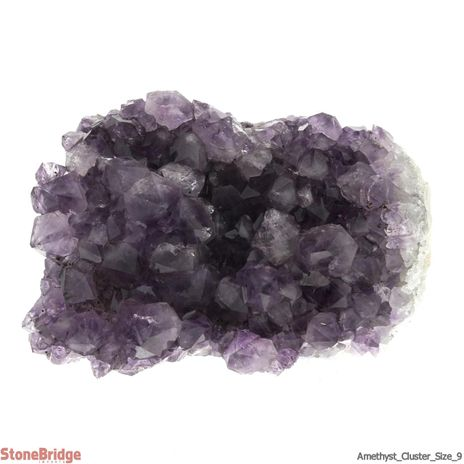 Amethyst Cluster Size #9
