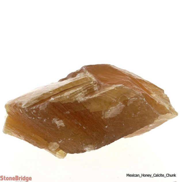 Calcite Honey Mexico Chunk - Size #5 - 4kg to 6.9kg