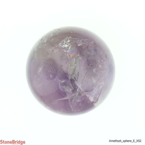 "Amethyst E Sphere - XSM2 - 1 1/2"" to 1 3/4"""