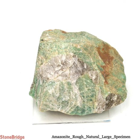 "Amazonite Chunk - Unique #10 - 7 1/2"" x 4 1/2"" x 7"""