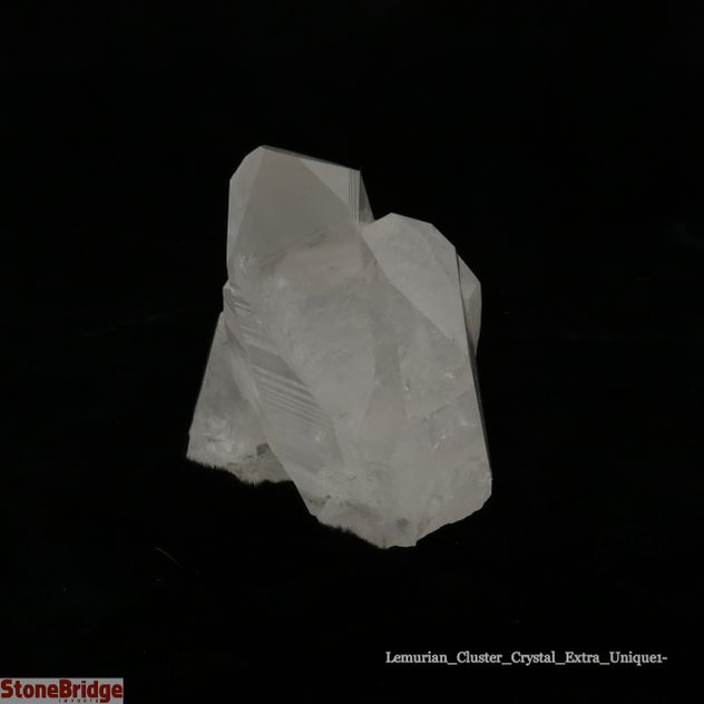 Lemurian Crystal Cluster Unique #1