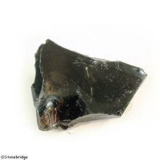Obsidian Silver Sheen Chunk - Size 1 - 300g to 700g