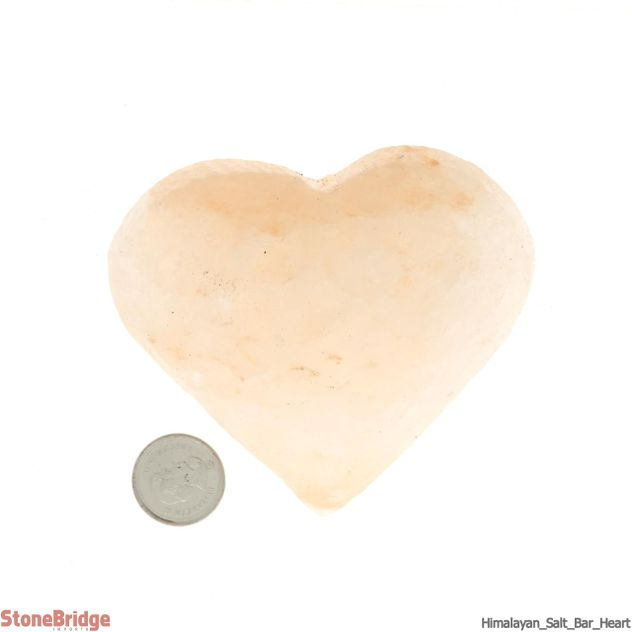 Himalayan Salt Massage Bar - Heart shape