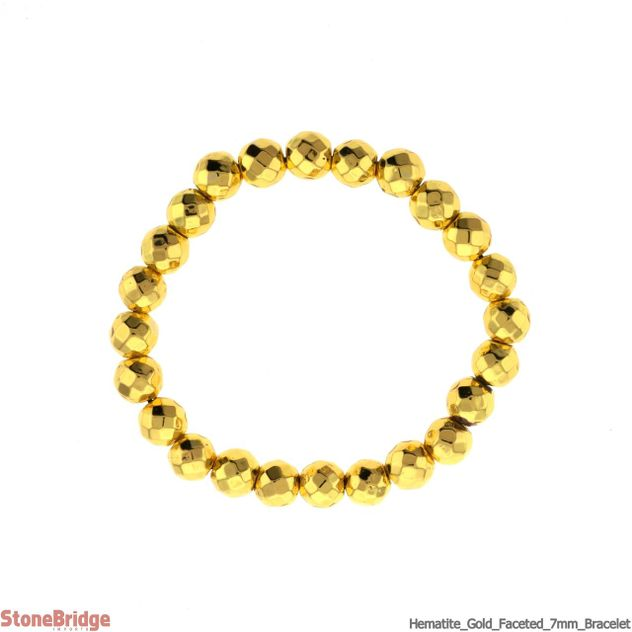 Hematite Gold Colour