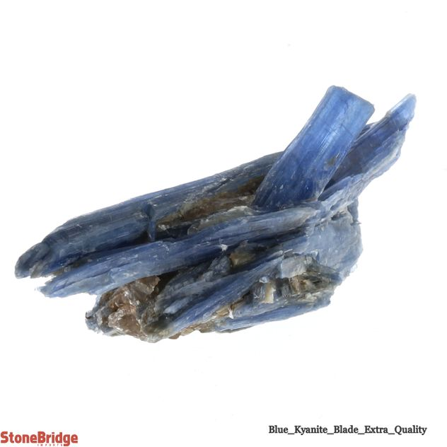 "Blue Kyanite Cluster ""Extra Quality"" Size #3 - 60g to 99g"
