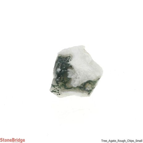 Tree Agate Chips - 500g - SM