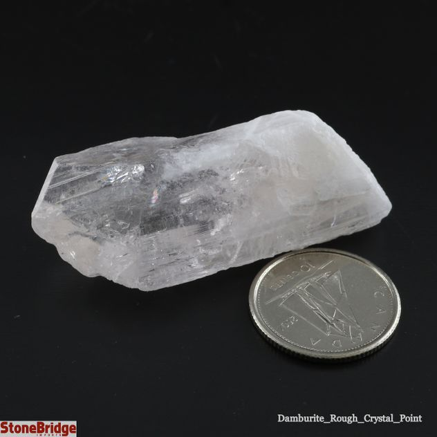 Danburite Rough Crystals - Size #1 - 9g to 19g