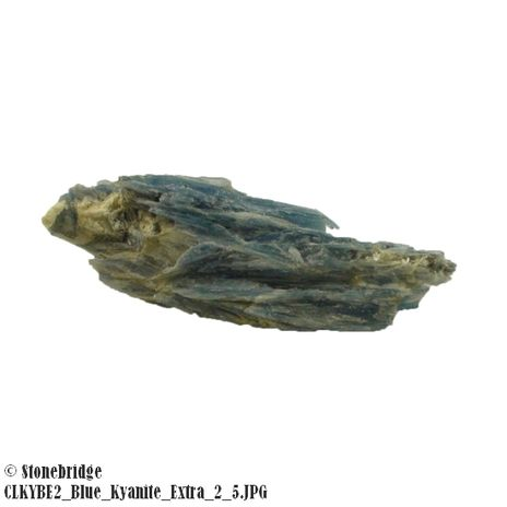 """Blue Kyanite Cluster """"Extra Quality"""" Size #2 - 30g to 58g"""