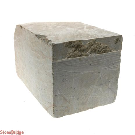 """Soapstone for Carving Block - 4"""" x 4"""" x 6"""""""