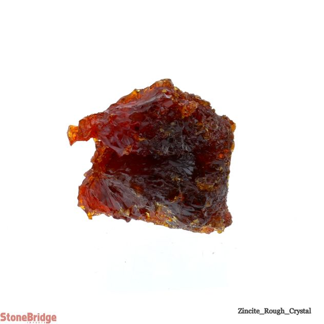 Zincite Rough Crystal - Single Piece - 10g to 19g