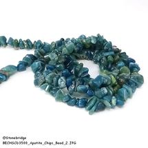 Apatite - Chips Bead