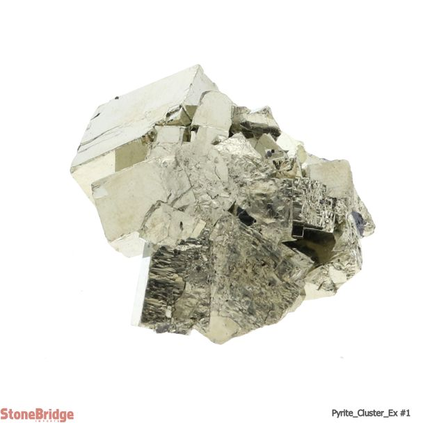 Pyrite Cluster Extra Quality #1