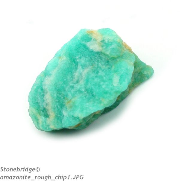 Amazonite Crystal Chips - Small - 500g bag