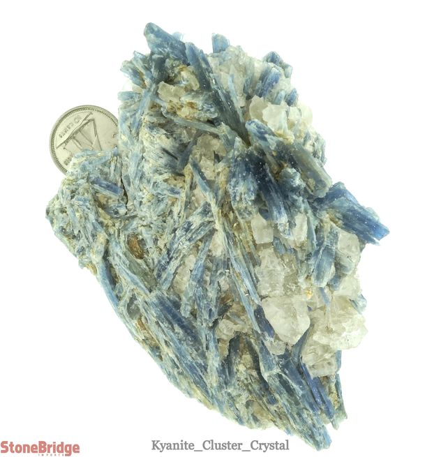 Blue Kyanite Cluster A Quality Size #4