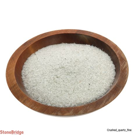 Crushed Quartz Sand - Fine Grain