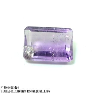 Amethyst Rectangular